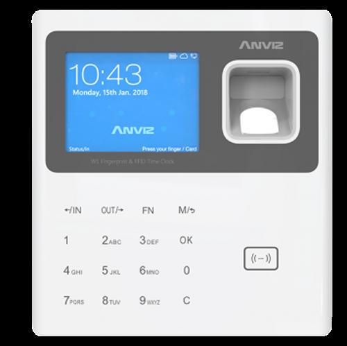 ANVIZ Tijdregistratie Terminal D1-PRO WiFi met Batterie