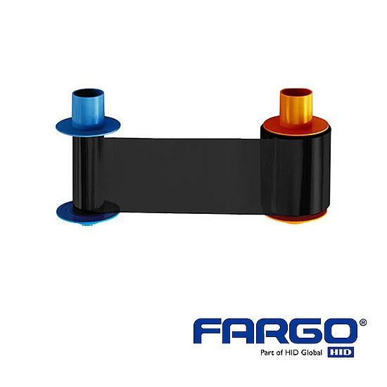 HID Fargo DTC1500 Zwart Ribbon 3000 Prints