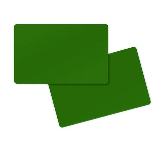 Effen Kaart groen