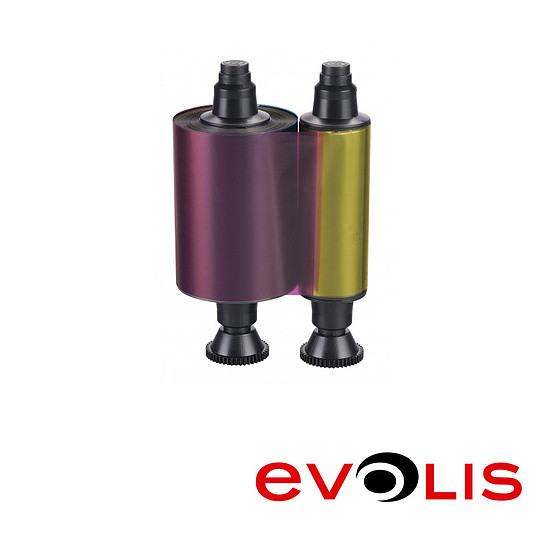 Evolis Pebble R3011 Printlint YMCKO (300)