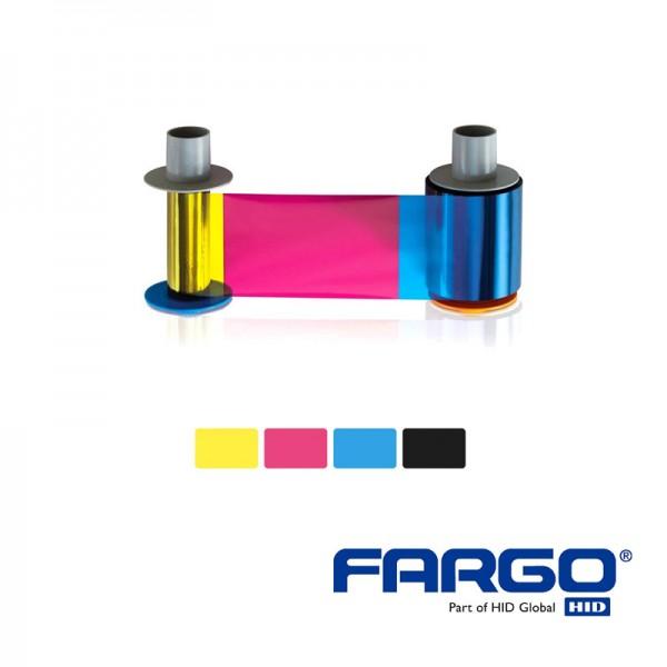 HID Fargo HDP5000 Farbband YMCK