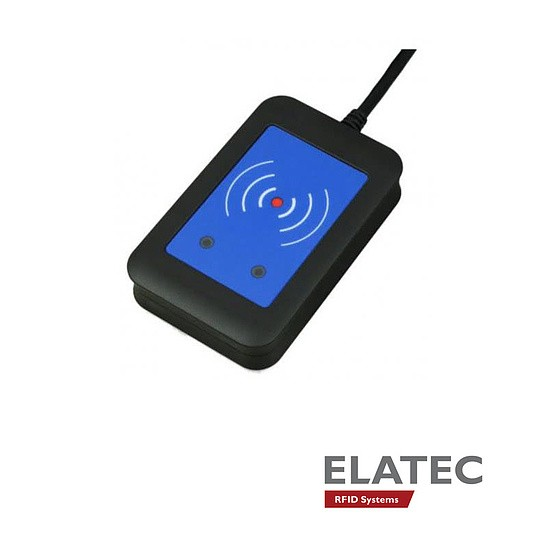 Card Reader TWN4 Mifare NFC zwart