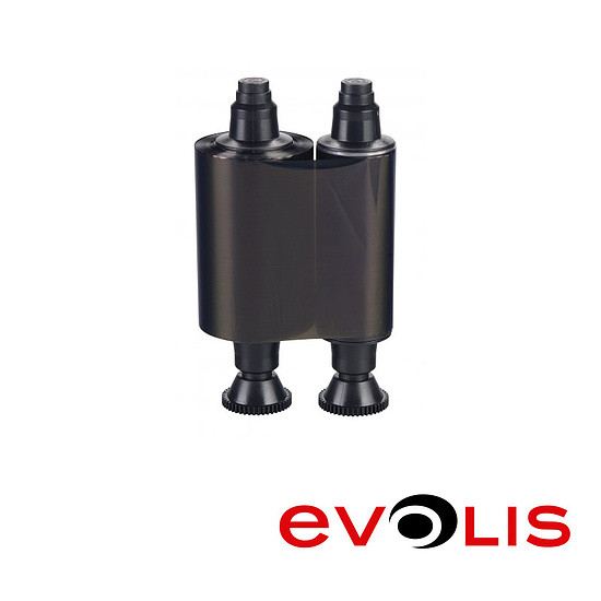 Evolis Pebble R2011 Printlint Zwaart (1000)