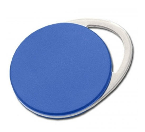 Keyfob Premium Blauw Mifare Desfire 8k EV1