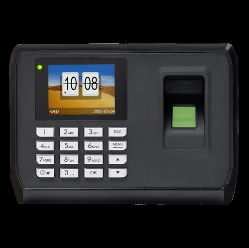Hysoon Tijdregistratie en aanwezigheidscontrole met RFID en FP