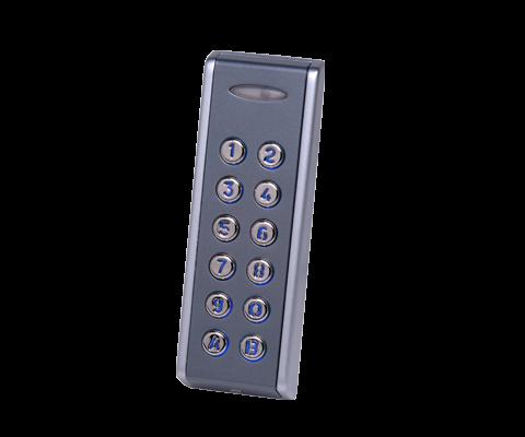 XPR INOX-SA standalone keypad with RS-485 output